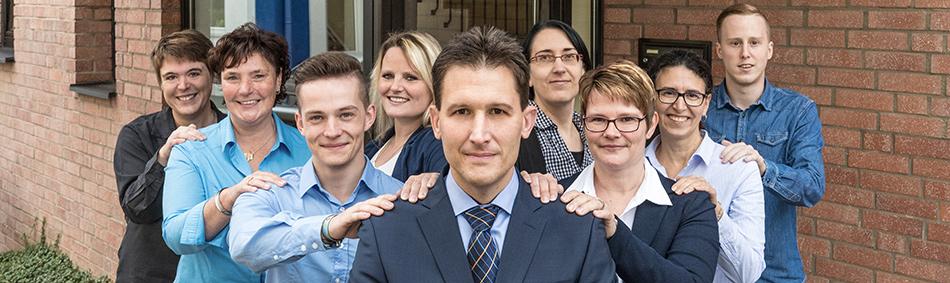 Das Team von Steuerberater Kleinteich